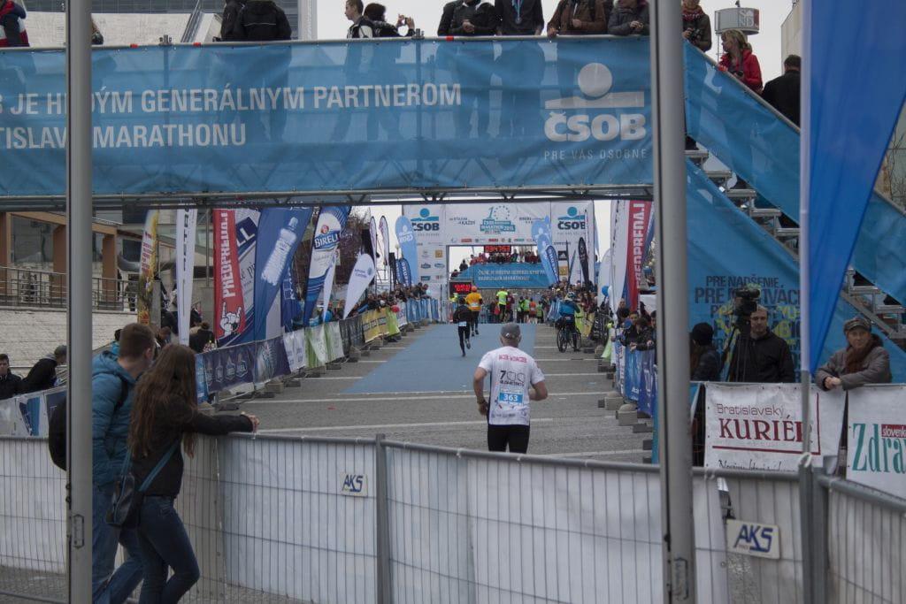 maraton bratysławski