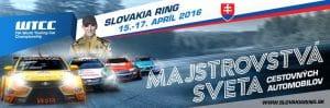 WTCC Slovakia Ring 2016