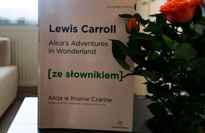 Alice's Adventures in Wonderland / Alicja w krainie czarów
