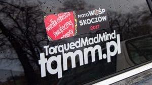 Moto WOŚP Skoczów 2017