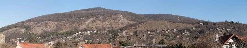 Devinsky hrad // panorama