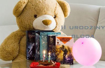 II urodziny bloga