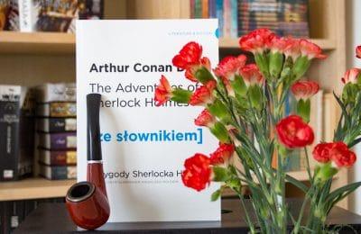 The Adventures of Sherlock Holmes / Przygody Sherlocka Holmesa
