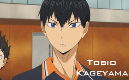 Tobio Kageyama