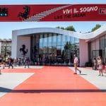 Muzeum Farrari w Maranello