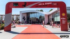 Muzeum Ferrari w Maranello