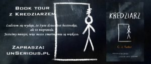 Book tour Kredziarz