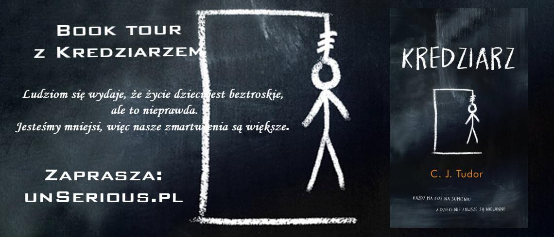 Book tour z Kredziarzem