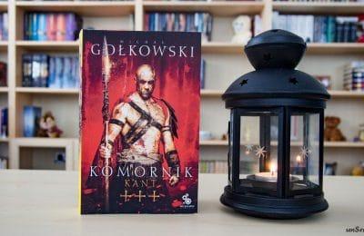 Komornik III. Kant Michał Gołkowski