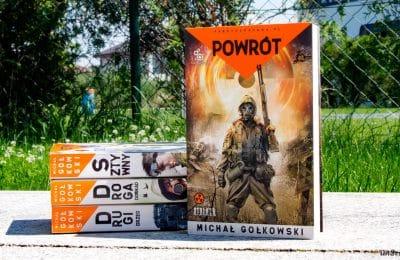 Powrót Michał Gołkowski