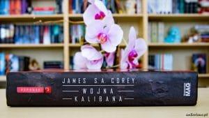Wojna Kalibana James S.A. Corey