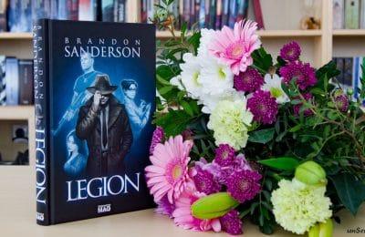 Legion Brandon Sanderson
