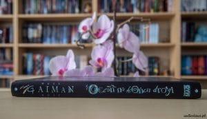 Ocean na końcu drogi Neil Gaiman