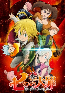 Nanatsu no Taizai //The Seven Deadly Sins
