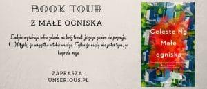 Book tour z Małe ogniska