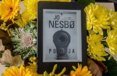Policja Jo Nesbo