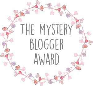 The Mystery Bloger Award