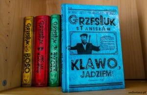 Klawo Jadziem Stanisław Grzesiuk