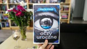 Oczy uroczne Marta Kisiel