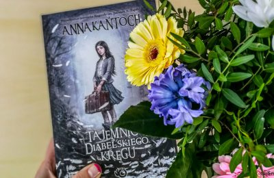 Tajemnica diabelskiego kręgu Anna Kańtoch