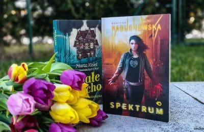 Spektrum // Książka roku 2018 według Lubimy czytać