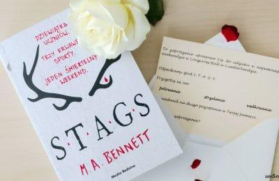 STAGS M. A. Bennett