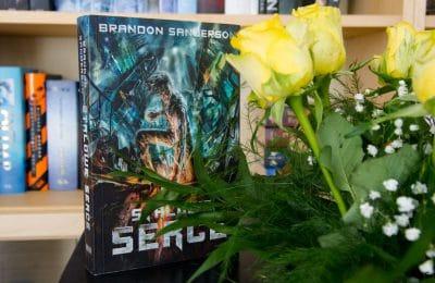 Stalowe serce Brandon Sanderson