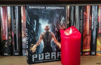 Pożar Brandon Sanderson