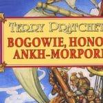 Bogowie, honor Ankh-Morpork Terry Pratchett