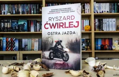 Ostra jazda Ryszard Ćwirlej