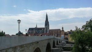 Ratyzbona (niem. Regensburg)