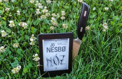Nóż Jo Nesbo