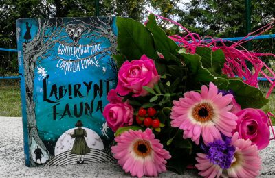 Labirynt fauna Cornelia Funke, Guillermo del Toro