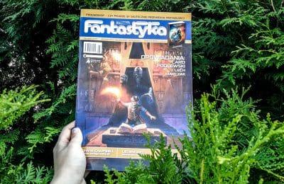 Nowa Fantastyka 08/2019