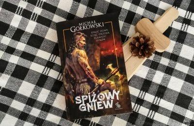 Spiżowy Gniew Michał Gołkowski