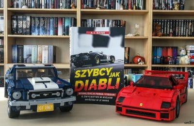 Szybcy jak diabli. Rywalizacja Forda i Ferrari o zwycięstwo w wielkim wyścigu w Le Mans A. J. Baime