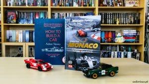 How to build a car // zdobycze marca 2020
