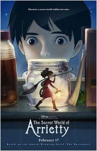 Karigurashi no Arrietty // The Secret World of Arrietty