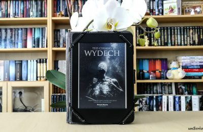 Wydech Ted Chiang