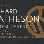 Jestem legendą Richard Matheson