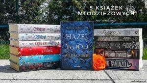 5 książek młodzieżowych na wakacje