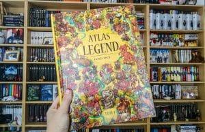 Atlas legend tom 1