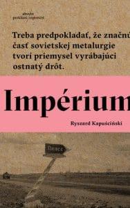 imperium // Polscy poeci, publicyści i inni autorzy na słowackim rynku