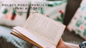 Polscy poeci, publicyści i inni pisarze na słowackim rynku