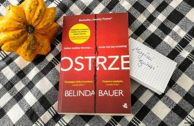 Ostrze Belinda Bauer